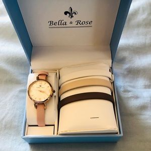 Bella rose watch